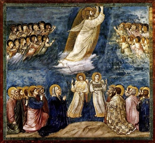 The Ascension (Giotto di Bondone 1305-06)